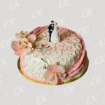 Mini gateau de mariage