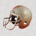 Un casque de football americain