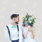 Un couple, mariage 2