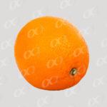 Une orange entiere