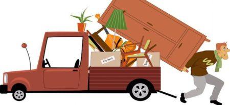 Les Tananariviens se débrouillent avec leurs propres moyens pour le déménagement