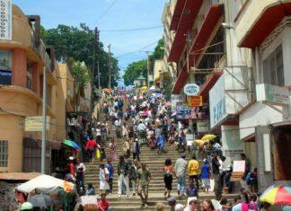À la découverte des escaliers d'Antananarivo, la ville des mille