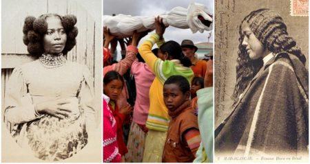 Madagascar a hérité de la culture asiatique
