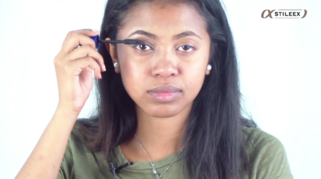 Maquillage de soirée ou non, la méthode reste la même