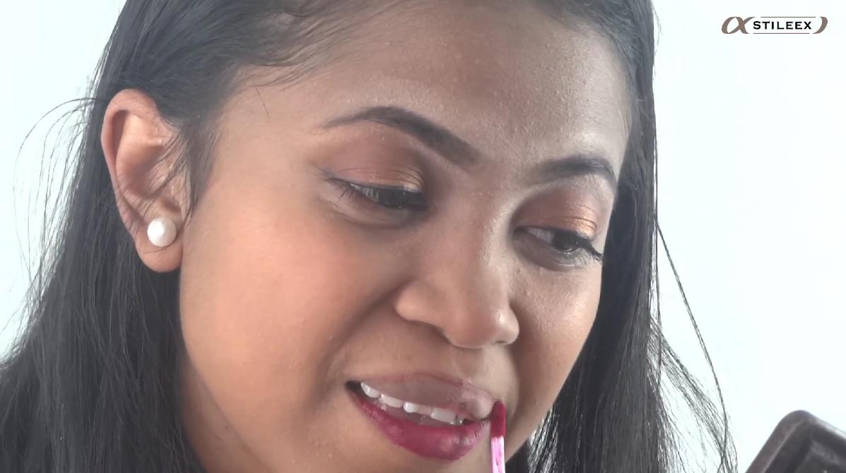 Terminez avec votre rouge à lèvres