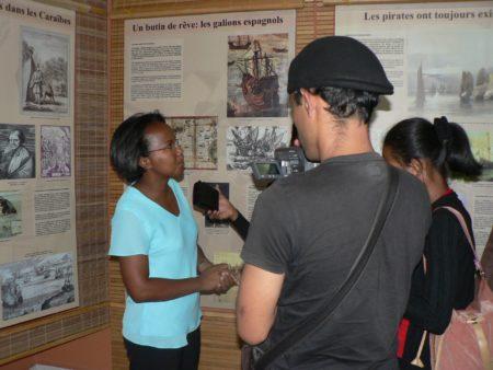 Inauguration du musée des pirates à Madagascar