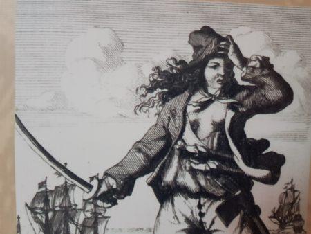L'histoire Mary read est retracé au musée des pirates à Madagascar
