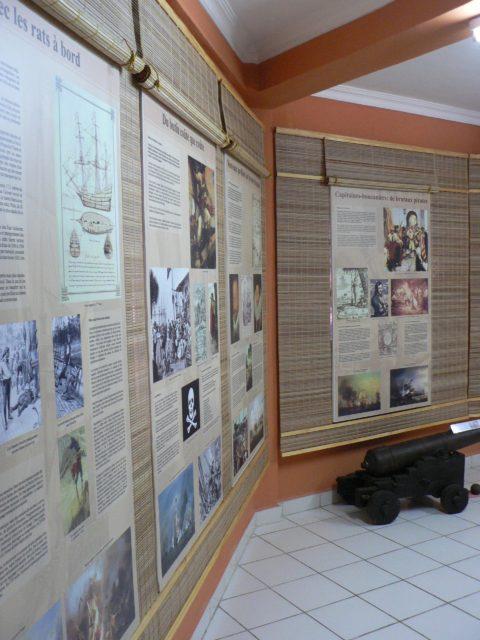 Le musée des pirates à Madagascar