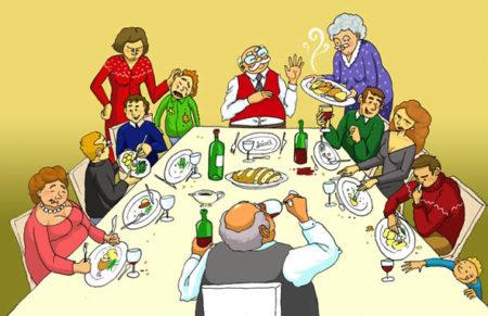 Des moments à immortaliser durant les fêtes de famille