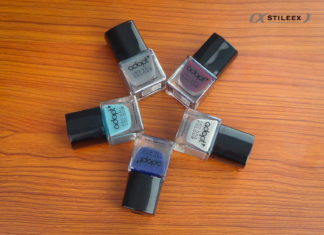 Test vernis Pro Nail Colour Adopt by Réserve Naturelle