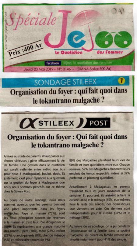 Organisation du foyer: qui fait quoi dans le tokantrano malgache?