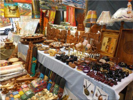La vente en ligne d'art malgache ne détrône pas la vente traditionnelle