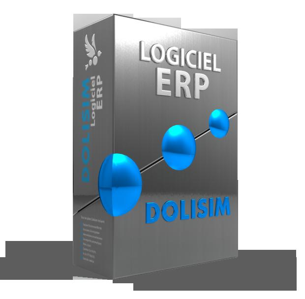 Dolisim, logiciel ERP