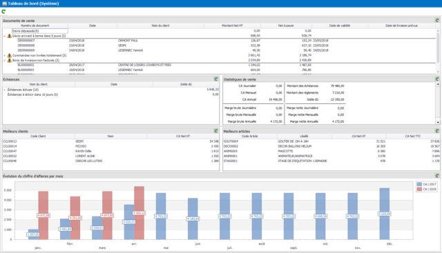 EBP logiciel de facturation