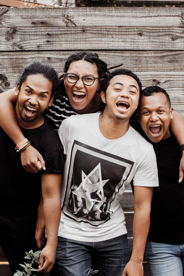 Fy Rasolofoniaina & His Band: des garçons qui ont le vent en poupe