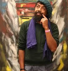 Tahina Rakotoarivony, fondateur d'Is'art galerie