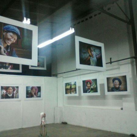 La salle d'exposition d'Is'art Galerie répond à un manque d'infrastructures selon Tahina Rakotoarivony