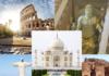 Les 7 merveilles du monde : les merveilles antiques et modernes