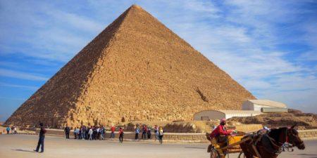 La Pyramide de Khéops, un des plus grands mystères de construction de l'humanité