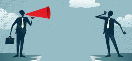 La communication essaie d'inculquer aux gens les valeurs de l'entreprise