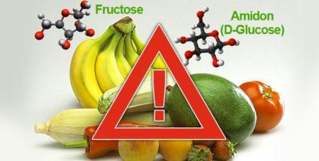 Certains fruits doivent être consommés avec modération