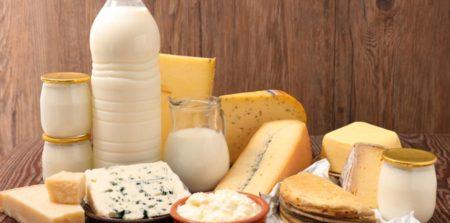 Les produits laitiers sont très conseillés aux individus de groupe sanguin B pour leurs apports énergétiques