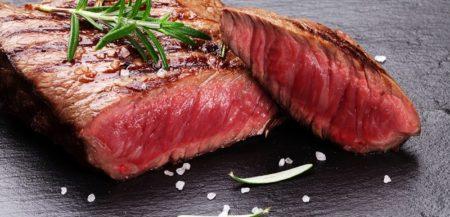 La viande rouge est un aliment très bénéfique pour ceux qui ont le groupe sanguin O