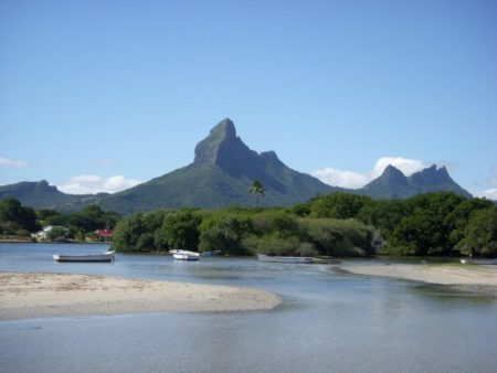 Mauritius is known for its idyllic landscapes