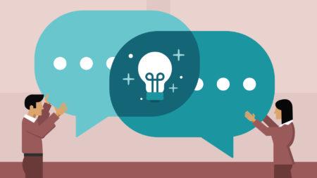 La communication, un processus de transmission d'informations entre deux pôles