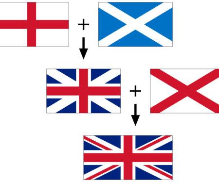 L'union Flag ou le Flag Jack