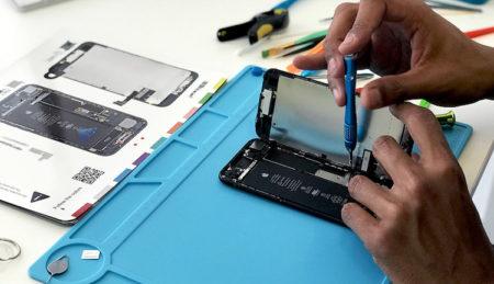 Un smartphone est reconditionné lorsqu'il est soumis à un diagnostic réalisé par un professionnel