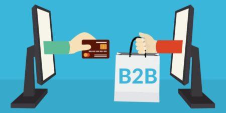 B2B désigne les activités marketing entre deux entreprises