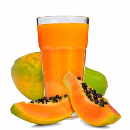 Le jus de papaye est vraiment efficace contre l'anxiété:P