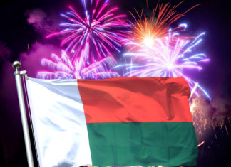 Célébration timide de la fête de l'indépendance pour 2019 à Madagascar