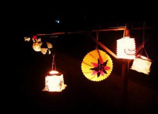 Le Harendrina ou lampions malgaches, tradition malgache héritée de loin