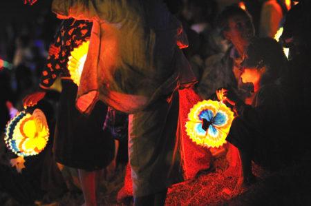 La balade avec les «Harendrina Taratasy», cette tradition malgache ravi les petits et les grands