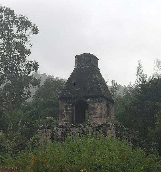 La fonderie de Jean Laborde, de l'extérieur