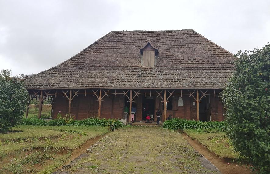 La maison Jean Laborde à Mantasoa est ouverte à tous les curieux