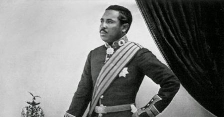 Le prince Rakoto ou Radama II n'est pas le fils de Jean Laborde
