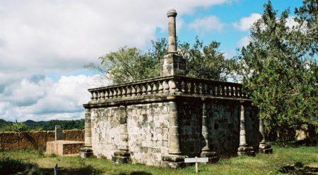 Le tombeau de Jean Laborde à Mantasoa