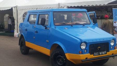 Mazana II est le seul modèle Karenjy commercialisé en ce moment