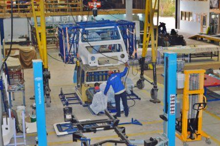 L'usine de fabrication d'automobile malgache se trouve à Fianarantsoa