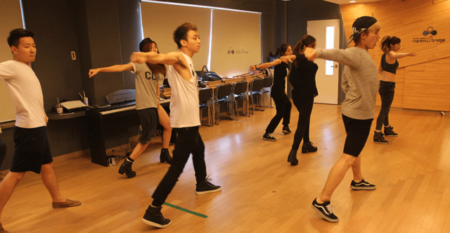 Behind the scenes of Kpop's star formation