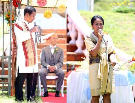 """Il fut un temps où le lamba landy était uniquement réservé au """"mpikabary"""" ou orateur"""
