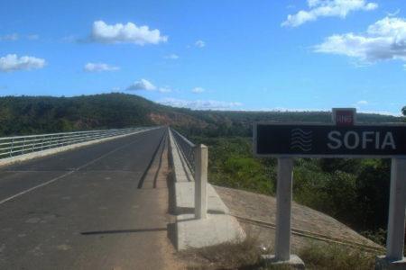 Sofia est le pont le plus long de Madagascar
