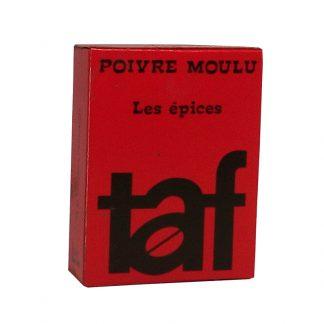 Le poivre Taf, le plus connu à Madagascar