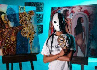 Raherz, artiste plasticien: mon art reflète ma vision de la vie !