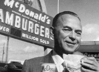 Ray Kroc, a model of persevering and visionary entrepreneur