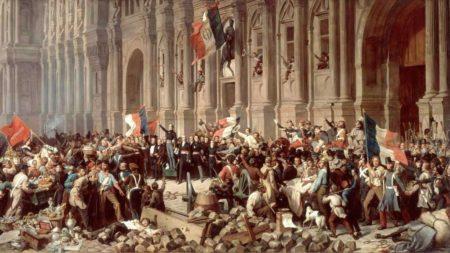 La Révolution française était violente