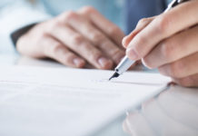 Sales contract template to secure your transactions